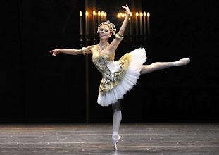 Photo: DER NUSSKNACKER - Ballettpremiere an der Wiener Staatsoper. Premiere 7.10. 2012, Choreographie: Rudolf Nurejew. Liudmila Konovalova. Foto Barbara Zeininger