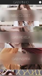 Gabi Pinho - náhled