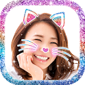 Cat Face Camera - Filters for Selfies icon