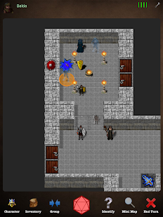 Endless Adventure - A Roguelike Full Party RPG Screenshot