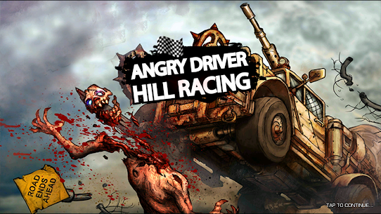 Hill Racing Attack 8