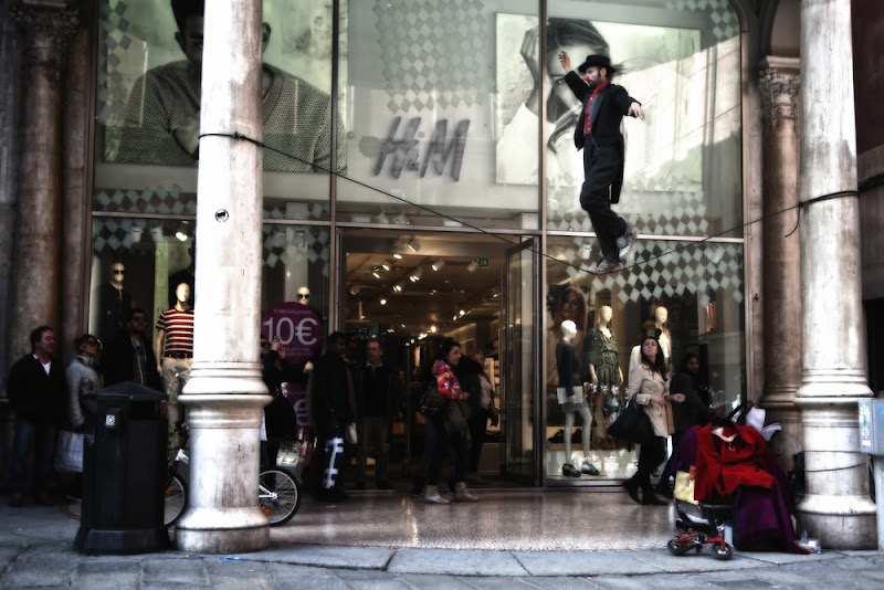 Una vita sulla corda.... di Stefano Muzzarelli