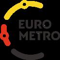 EuroMetro - free subway maps icon