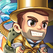 Jetpack Joyride MOD APK 1.22.2 (Unlimited Money)