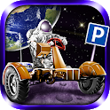 3D Moon Base Simulator Parking Games 2017 icon