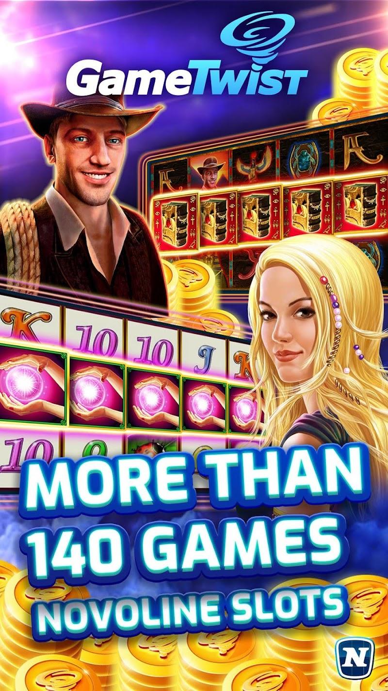 GameTwist Slots: Free Slot Machines & Casino games Screenshot 0