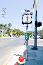 Photo: End of road at Key West