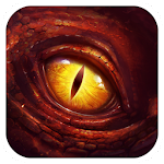 Dragon Eye Live Wallpaper Icon