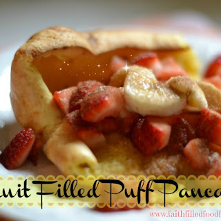 Fruit Filled Pancakes Recipes