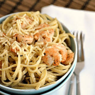 Garlic Butter Shrimp Scampi #McCormickHomemade.