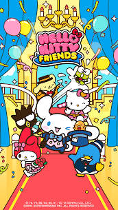Hello Kitty Friends – Tap & Pop, Adorable Puzzles 1