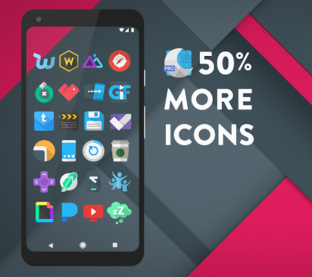 Moonshine Pro - Icon Pack Screenshot Image