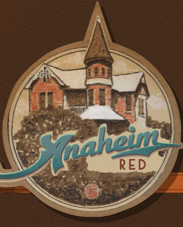 Logo of Anaheim Red