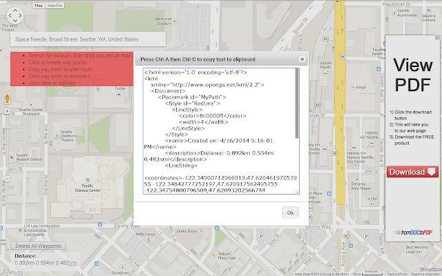 Distance Measure Chrome Interneta Veikals - Map run distance free