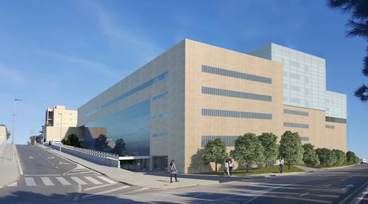 Imagen virtual del futuro edificio.