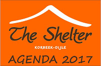 The Shelter Activiteiten The Shelter AGENDA 2017