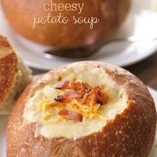Cheesy Potato Soup Without Onions Recipes.