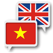 App Icon for Vietnamese English Translate App in Czech Republic Google Play Store