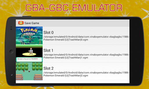 VinaBoy Advance - GBA Emulator 53 DreamHackers 3