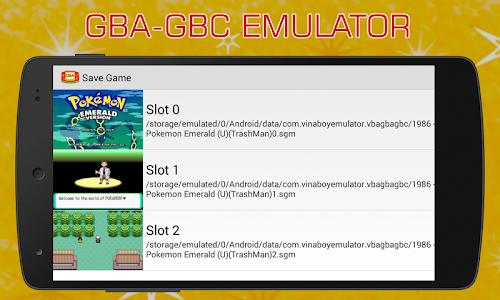 VinaBoy Advance - GBA Emulator 50