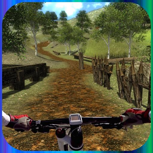 MTB Downhill: BMX Offroad Racer