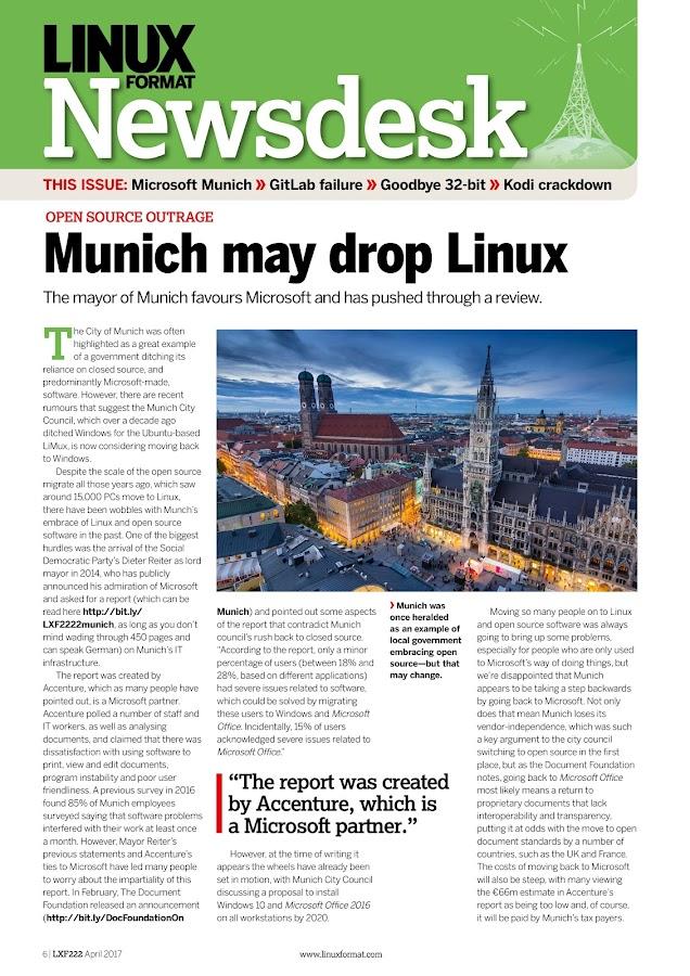 Linux Format- screenshot