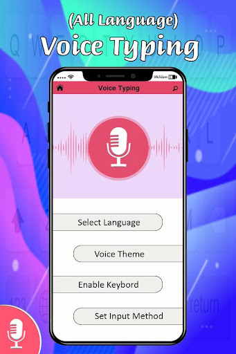 Voice Typing in All Language 1.2 screenshots 2