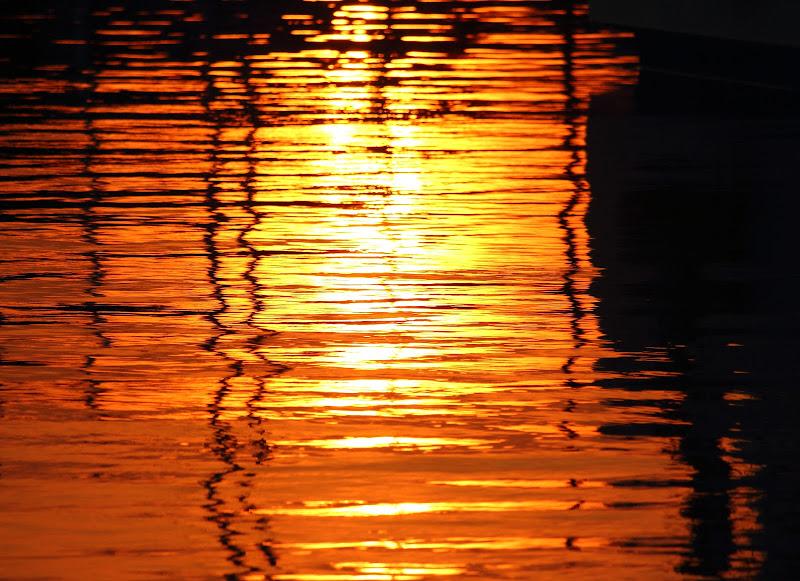 la luce in acqua  di ottavioart