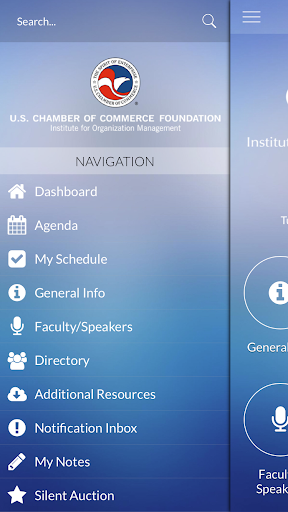 Institute for Organization MGT screenshot