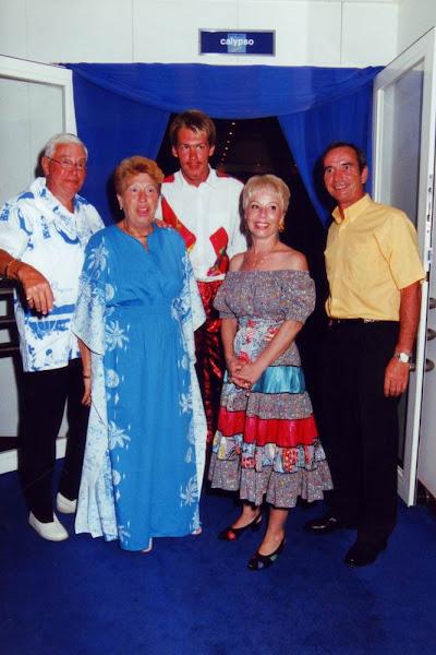 "Photo: #032-Le restaurant ""Calypso"" du Club Med 1"