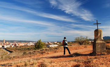 Photo: Gandesa, camí de lo Calvari