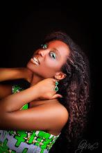 Photo: ©2014 byMaC Photography - bymacphotography.com #2014 #african #bymac #earrings #hair #lips
