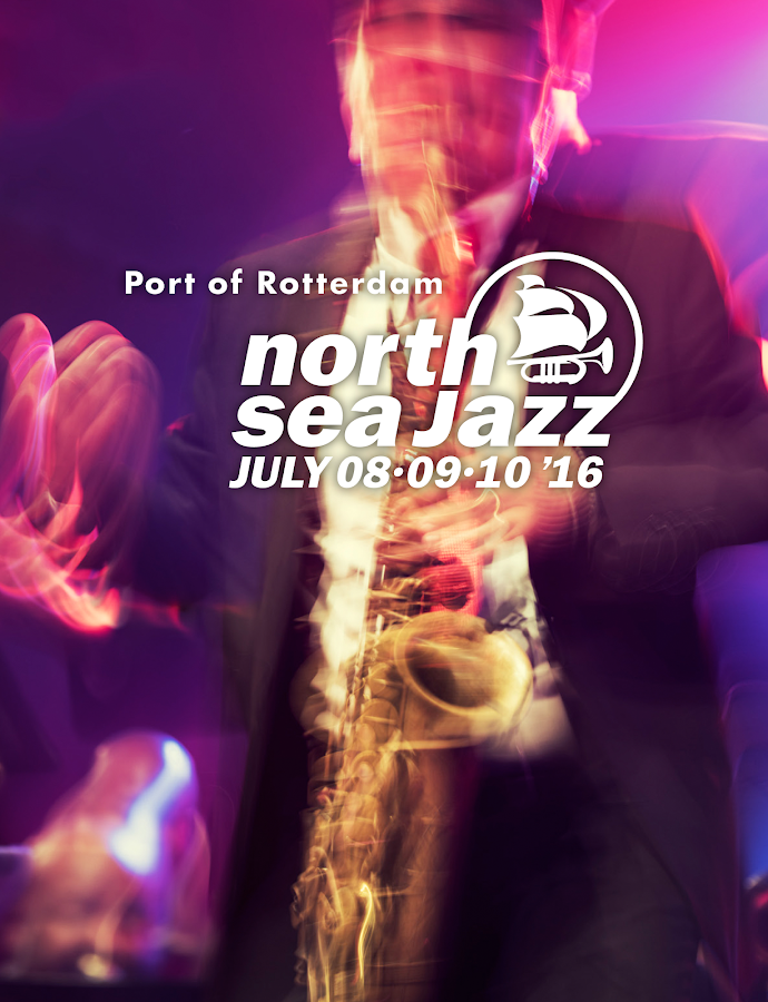 North Sea Jazz Festival- screenshot