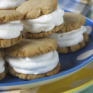 Sugar Cookie Sandwiches Recipes.