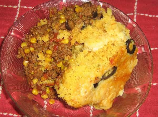 California Tamale Pie (crockpot) Recipe
