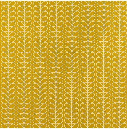 Linear Stem av Orla Kiely - dandelion