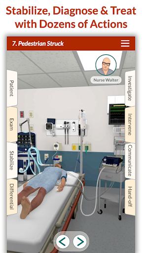 Full Code - Emergency Medicine Simulation 2.0.2 screenshots 2