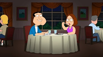 Quagmire and Meg