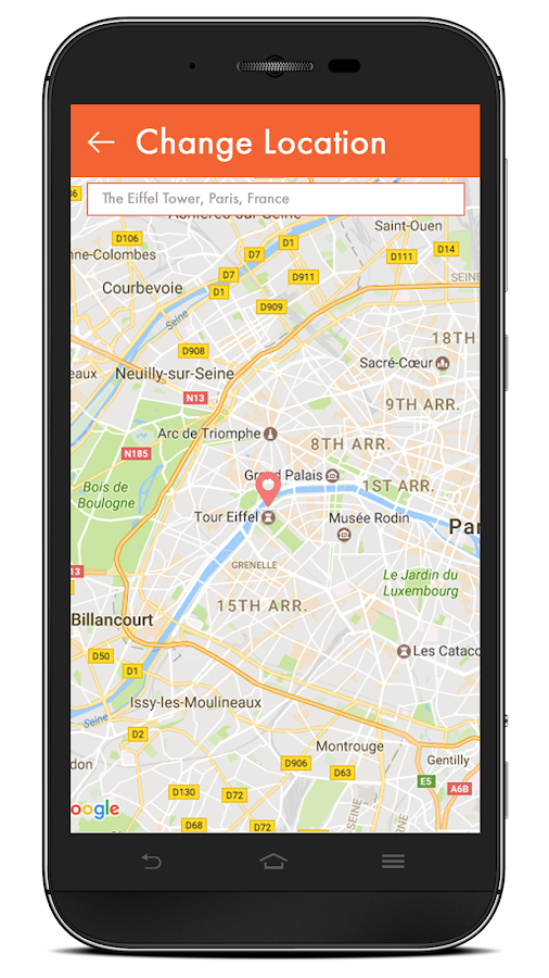 LocationWise - Location + Time- screenshot