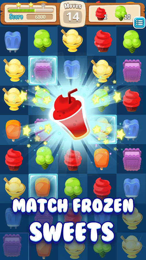 Ice Cream Rush- screenshot
