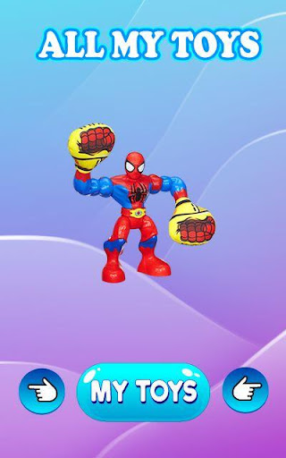 Vending Machine Eggs Super Hero 1.01.0 screenshots 8