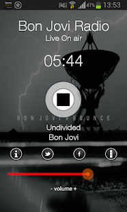 Bon Jovi Radio Online- screenshot thumbnail