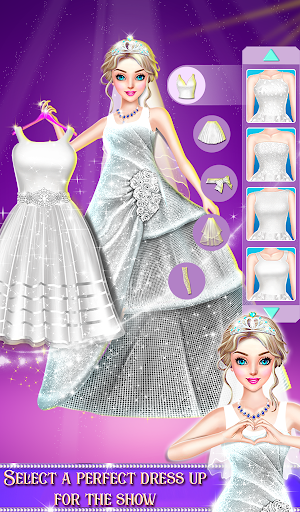 Fashion Star Bride Cloth Designer Fashion Tycoon filehippodl screenshot 1