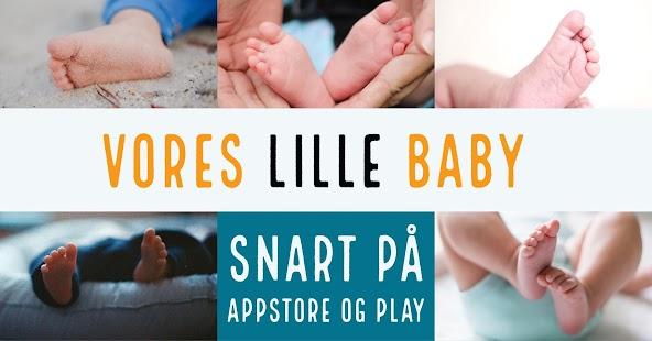 Vores Lille Baby - náhled