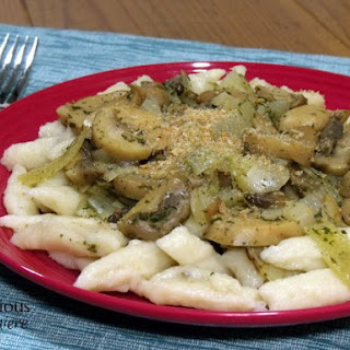 Kopytka (Polish Potato Dumplings)