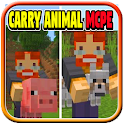 Carry Animal for Minecraft PE icon