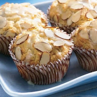 Almond-Tres Leches Muffins.