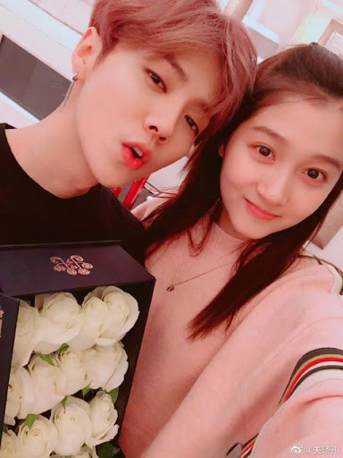 Guan Xiaotong's Annual Birthday Greeting to BF Luhan Proves Their Relationship is Still Going Strong