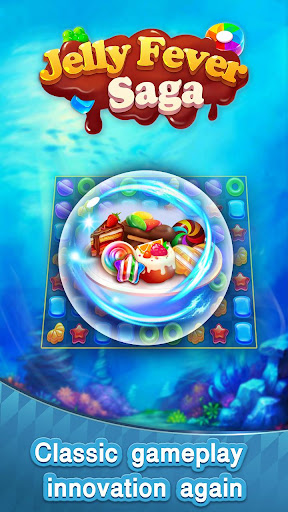 Jelly Fever Saga screenshot 3