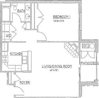 Go to The Holly Floorplan page.